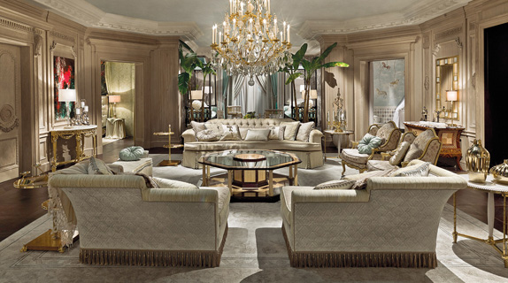 Annibale Colombo Mobili Classici.Italian Luxury Furniture Design Milan Luxury Italian Furniture