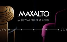 Maxalto of B&B Italia is 40 years old