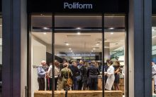 Presentation of the new collections Poliform in London