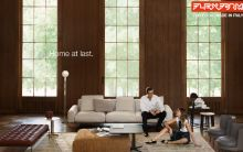 "New Flexform's Campaign 2016 ""Home at Last"""