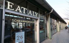 Valcucine continues its partnership with Eataly