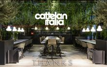 Great success for Cattelan Italy at the Milan Furniture Fair