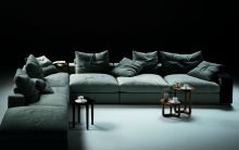 Flexform celebrates 15 years of the Groundpiece's sofa