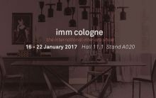 Cattelan Italian furniture at imm Cologne