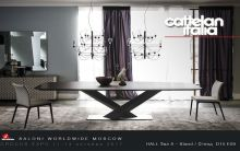 Cattelan Italia brings its news to Moscow and Cologne