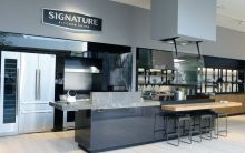 Valcucine took part in the IFA 2018 in Berlin