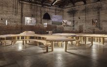 Riva1920 furnishings at the Venice Biennale