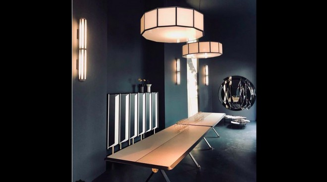 Gallotti & Radice amazes at the Milan Design Week