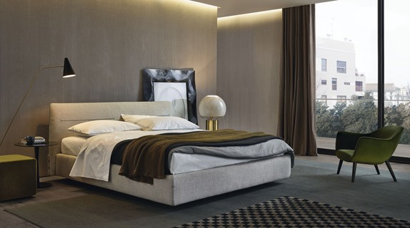 Beds Poliform - Poliform Jaqueline